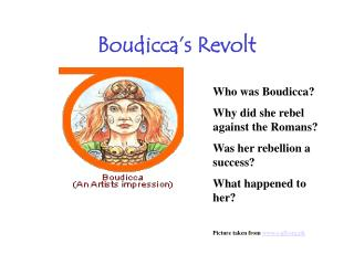 Boudicca s Revolt