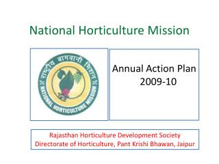 National Horticulture Mission