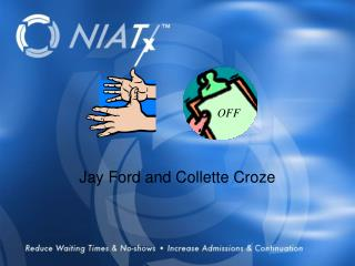 Jay Ford and Collette Croze