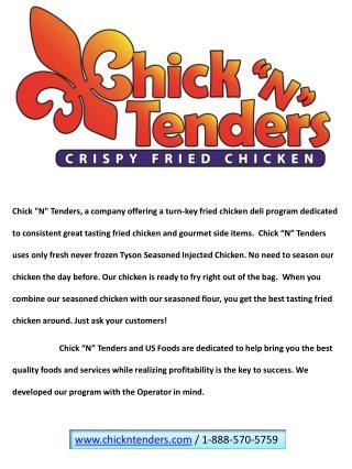 chickntenders  / 1-888-570-5759