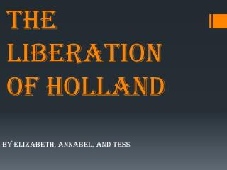 The Liberation of Holland