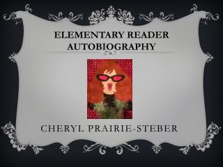 Cheryl prairie- steber