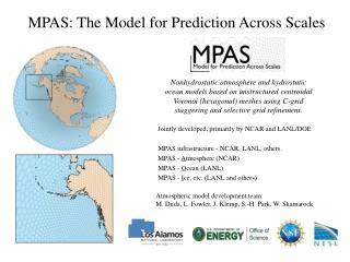 MPAS: The Model for Prediction Across Scales