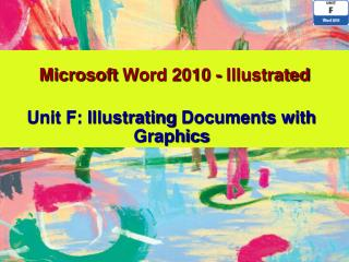 Microsoft  Word 2010 - Illustrated