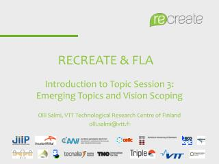 RECREATE & FLA