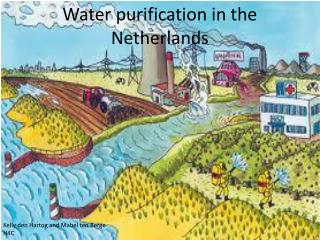 Water purification in the Netherlands