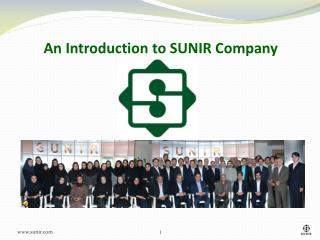 An Introduction to SUNIR Company