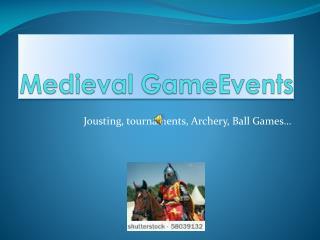 Medieval  GameEvents