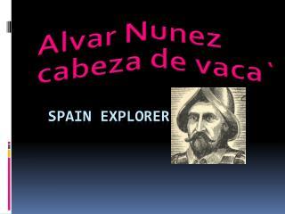 Spain explorer