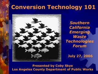 Conversion Technology 101