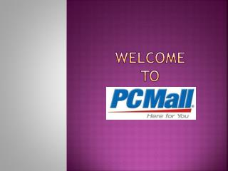 PC Mall Coupon Codes