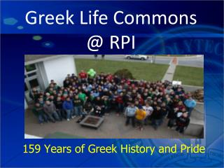 159 Years of Greek History and Pride