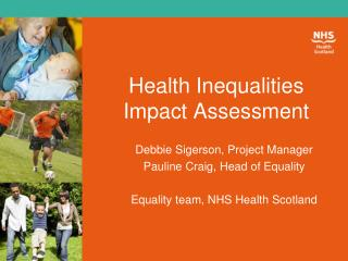 Health Inequalities Impact Assessment