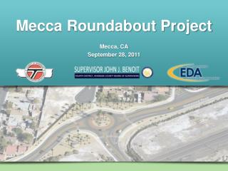 Mecca Roundabout Project