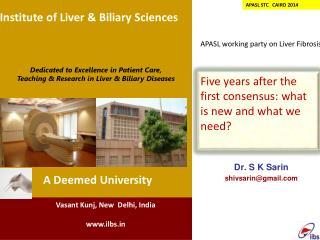 Institute of Liver & Biliary Sciences