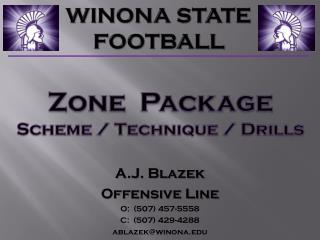 Winona State Football
