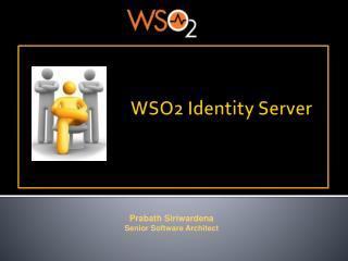 WSO2 Identity Server