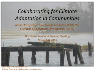 Collaborating for Climate  Adaptation in Communities