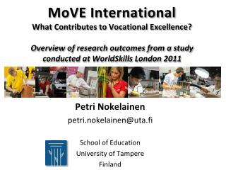 Petri Nokelainen petri.nokelainen@uta.fi School of Education University of Tampere Finland