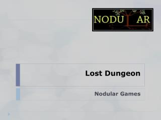 Lost Dungeon