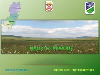 tutin.rs                                          Opština Tutin - resor poljoprivrede