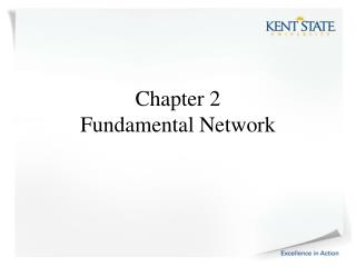 Chapter 2 Fundamental Network
