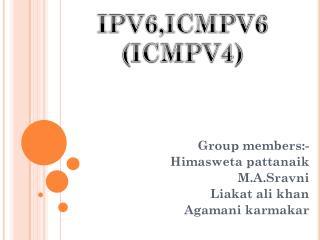 Group members:- Himasweta pattanaik M.A.Sravni Liakat ali  khan Agamani karmakar
