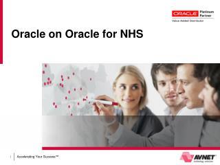 Oracle on Oracle  for NHS
