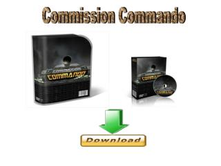 Commission Commando