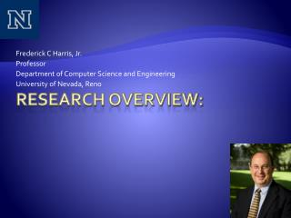 Research Overview: