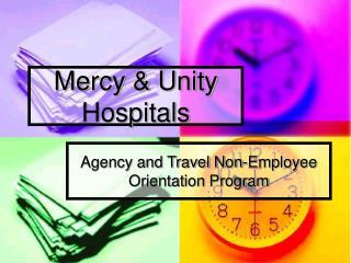 Mercy  Unity Hospitals