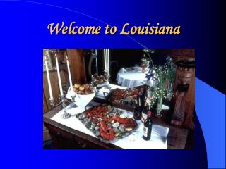 Welcome to Louisiana pictures of the state