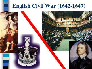 English Civil War (1642-1647)
