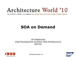 SOA on Demand