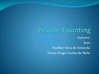 People Counting