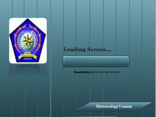 Loading Screen ....
