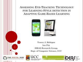Assessing Eye-Tracking Technology for Learning-Style detection in Adaptive Game-Based Learning