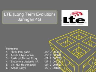 LTE (Long Term Evolution) Jaringan 4G
