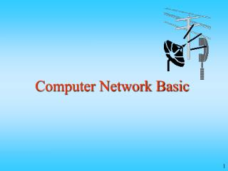 Computer Network Basic