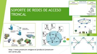 SOPORTE DE REDES DE ACCESO TRONCAL