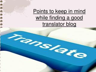 Professional language translation services