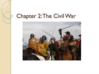 Chapter 2: The Civil War