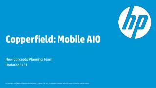 Copperfield: Mobile AIO