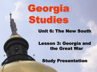 Georgia Studies