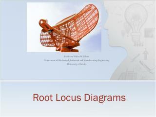 Root Locus Diagrams