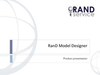 RanD  Model Designer