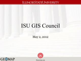 ISU GIS Council