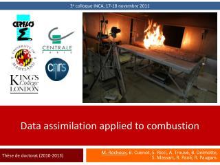 3 e  colloque INCA, 17-18 novembre 2011
