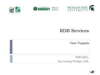 RDB Services