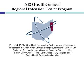 NEO HealthConnect Regional Extension Center Program